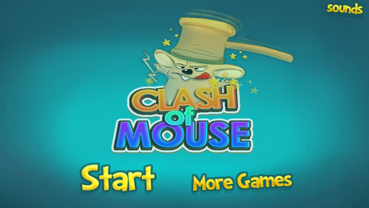 Clash Of Mouse-EN-2 Player Game