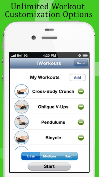 拜拜大肚腩:Home Ab Workouts Pro
