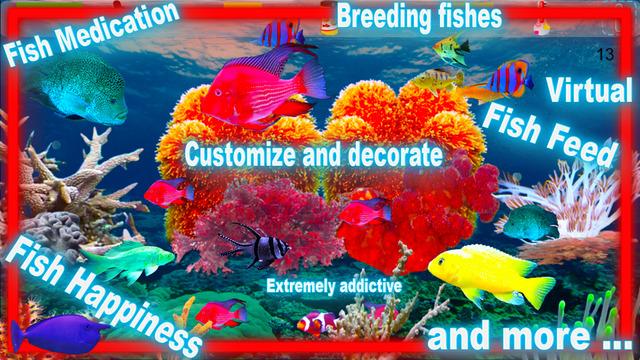 Fish Simulator Virtual fish farm game