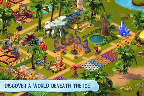 Screenshot 2 Ice Age Village