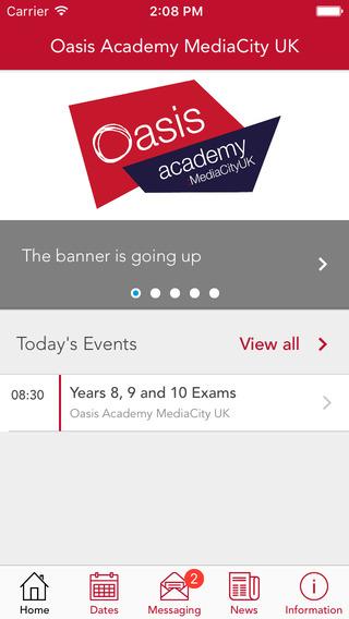 Oasis Academy MediaCity UK