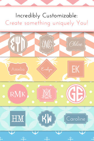 Monogram It! screenshot 4