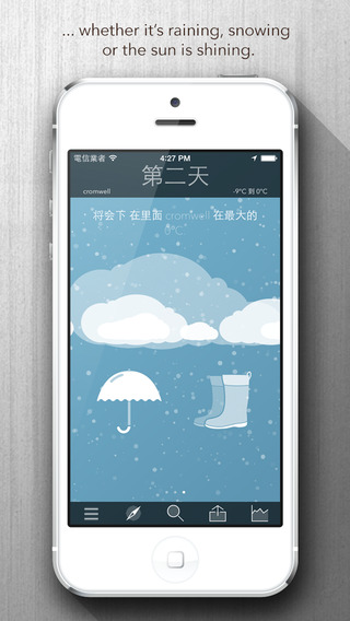 Weather Butler Animated - 天气管家[iOS]丨反斗限免