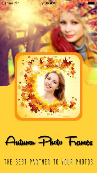 Autumn Photo Frames HD