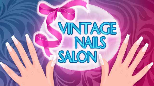 Vintage Nails Salon Pro