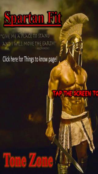 Spartan Fit - Tone Zone