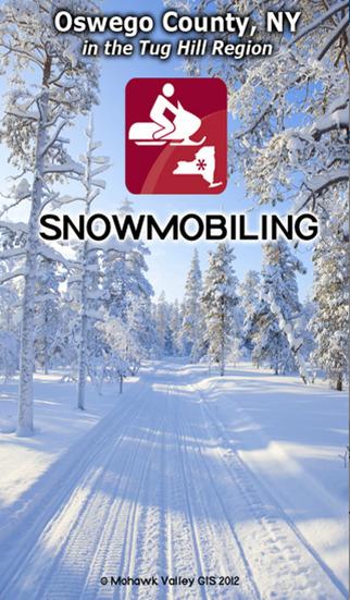 Snowmobiling Oswego County