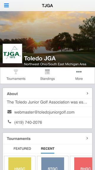 TJGA - Toledo Junior Golf Association