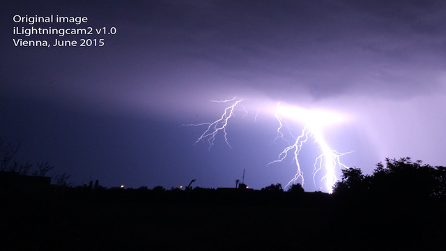 iLightningCam 2 - Lightning Strike Photography Screenshots