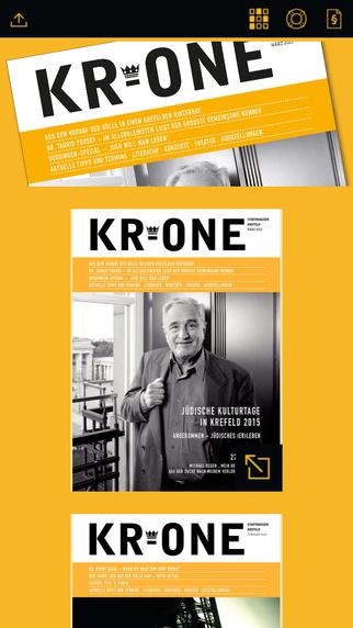 KR-ONE Magazin