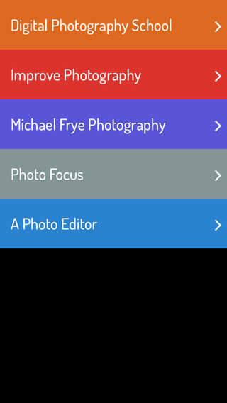 Photography Guide - Ultimate Video Guide