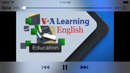 VOA Learing English by Videos