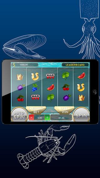 Underwater Animals Slots - FREE Slot Game Premium World