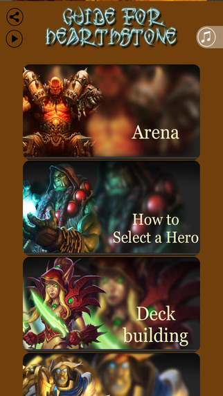 Arena Guide for Hearthstone