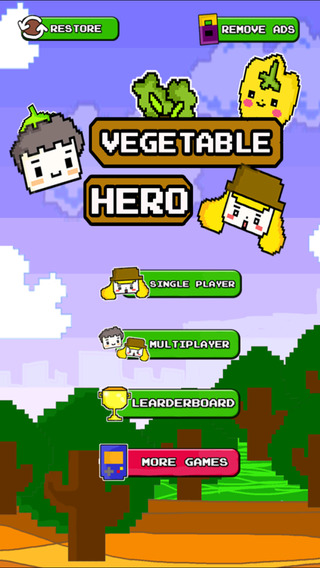 Vegetable 8-Bit