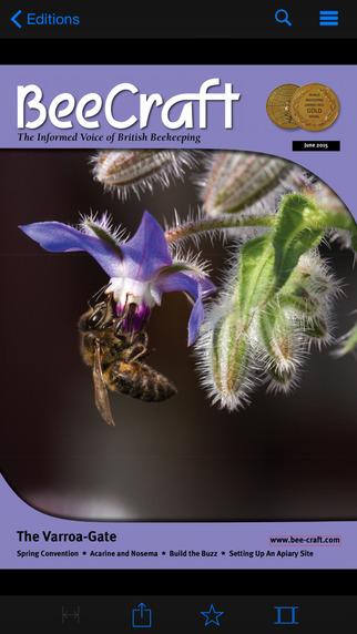 Beecraft Magazine: The informed voice of British Beekeeping