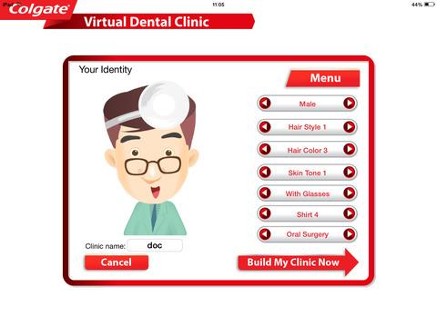 Colgate Virtual Clinic