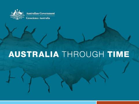 Geological Timescale: Australia through time