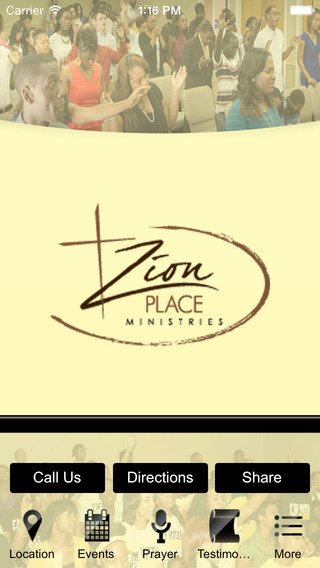 Zion Place Ministries