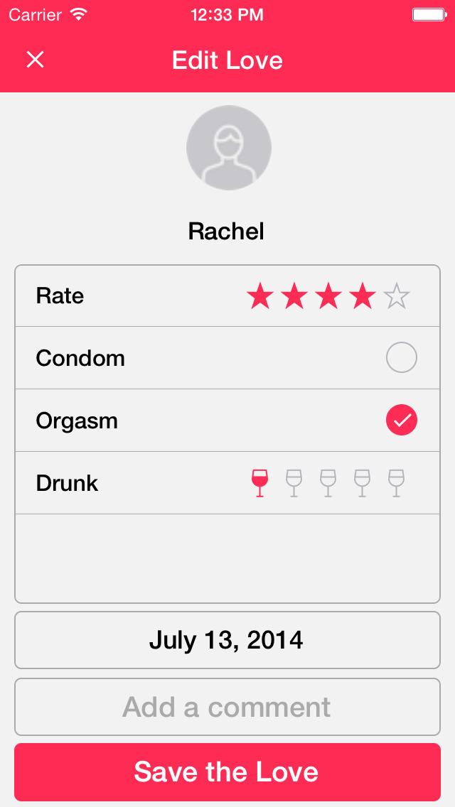 Sex book app