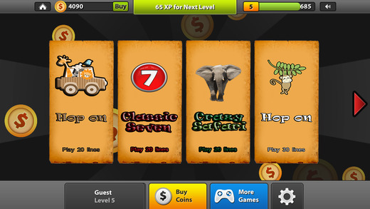 Amazing Africa Safari Slots