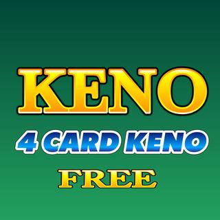 free 4 card keno app