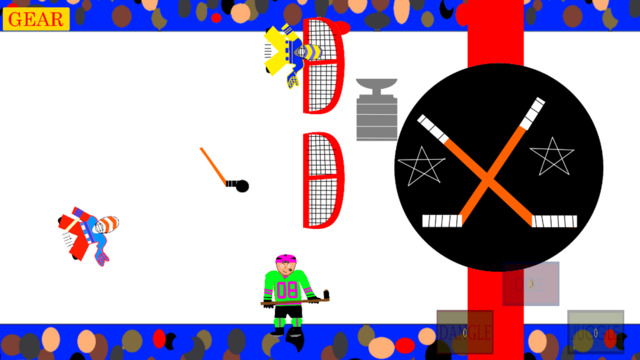Big Dangle Hockey