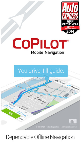 CoPilot™ Premium Europe Sat Nav - Offline GPS Navigation and Maps