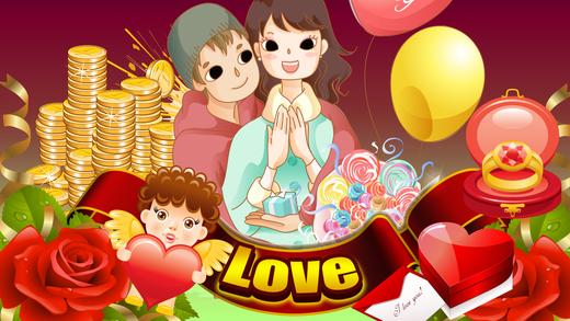 All-in Fire Love Romance Style in Vegas Casino Blast - Fun Roulette Blackjack Lucky Fortune Free