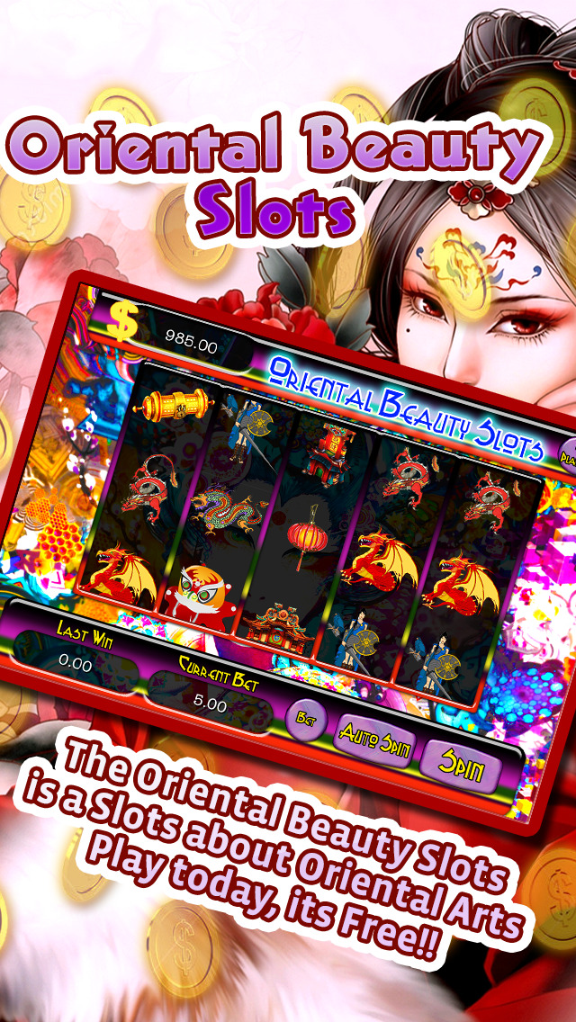 Oriental Beauty Slots