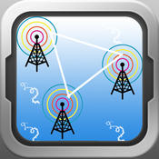 Find Tower - Locate all the cell phone GSM 4G & LTE BTS antenna towers around you using GPS to boost reception !