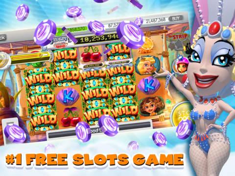 myVEGAS Slots screenshot 6