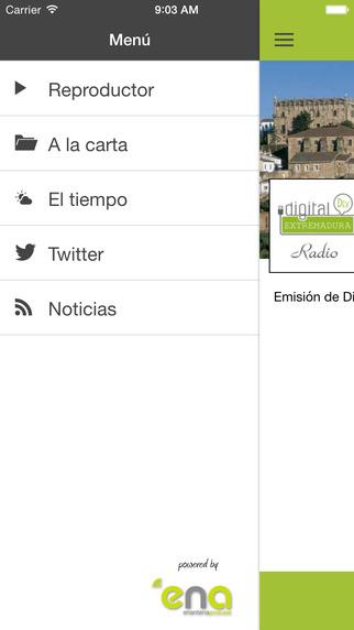 Digital Extremadura Radio