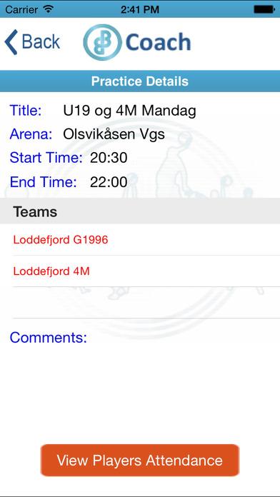 BBall Coach App iPhone Screenshot 2