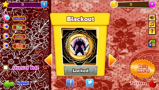 Ninja Bingo Boom - Free to Play Ninja Bingo Battle and Win Big Ninja Bingo Blitz Bonus