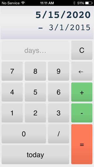 Date Calculator 3000