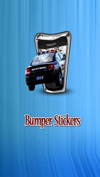 Funny Bumper Stickers FREE