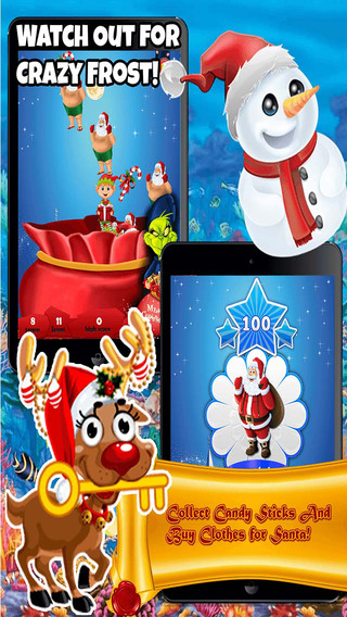 Santa's Robbery ~ Crazy Frost Operation Robbery to Catch Santa and Robs him in the Spotlight to make