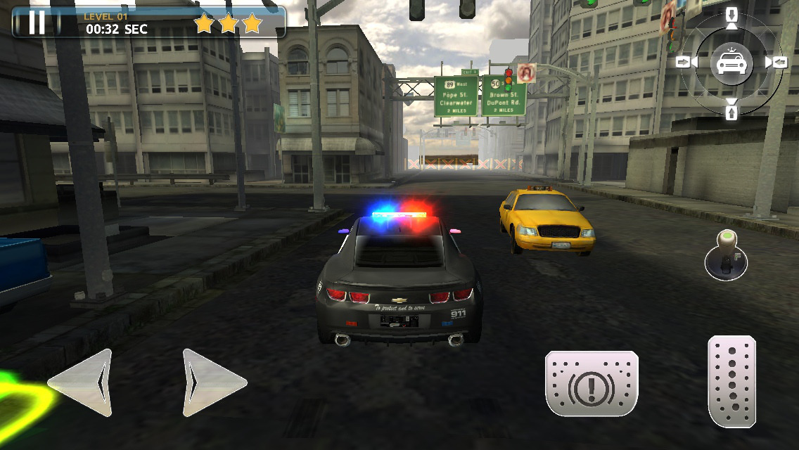 Play Car Driving Games In City D