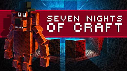 Seven Nights Of Craft