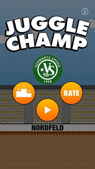 Juggle Champ VS98 Edition