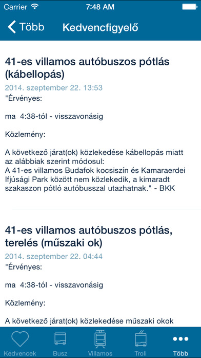 BpMenetrend iPhone Screenshot 4