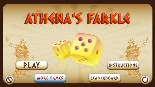 Athena's Farkle - Free Casino Dice Game