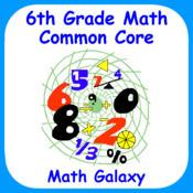 Grade 6 Math App