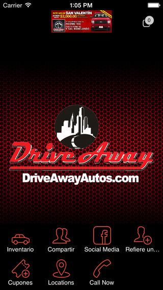 Drive Away Autos