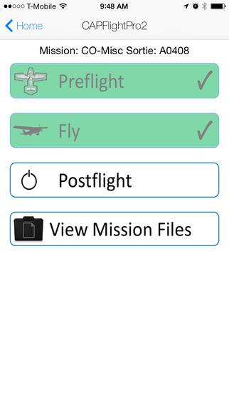 CAPFlight Pro Sortie Manager