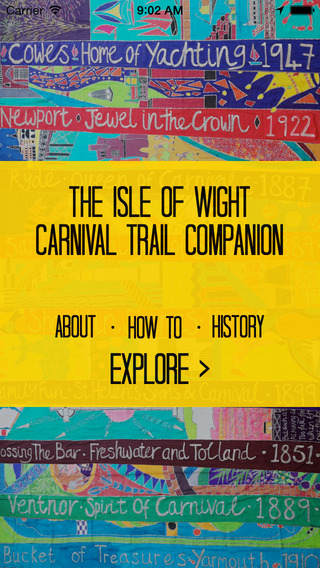 Carnival Trail Companion – Isle of Wight