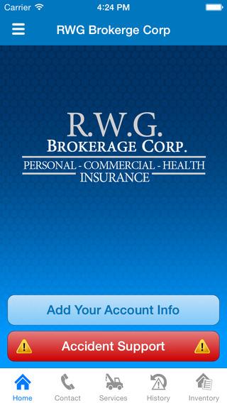RWG Brokerage Corp