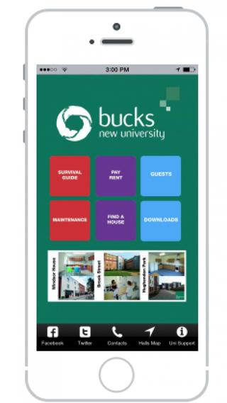 Bucks Accommodation