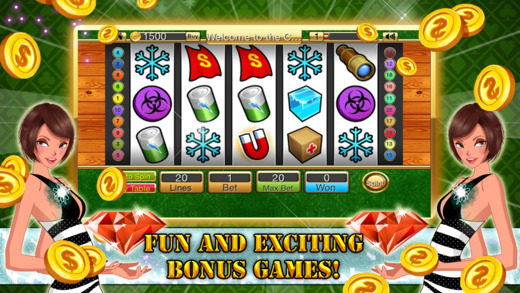 `` Ace Mega 7 Slots Casino Free
